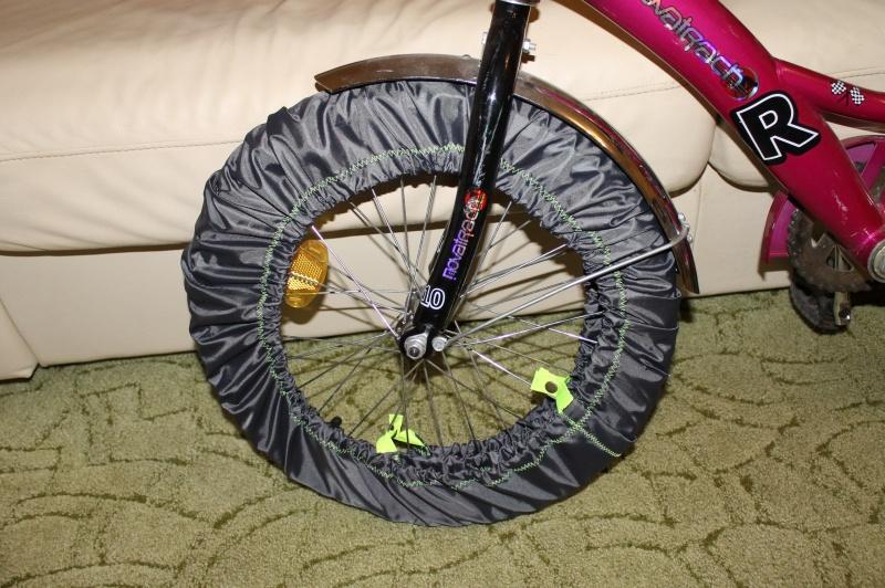 Чехлы на велосипеды своими руками 25