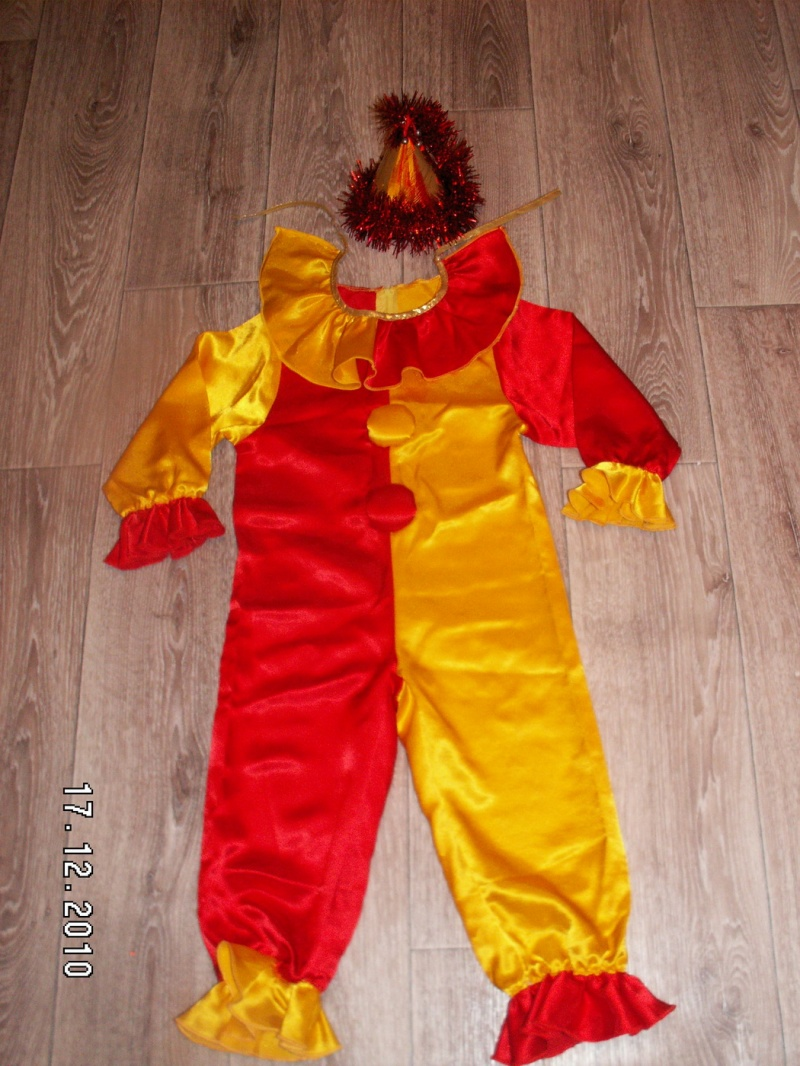 костюм петрушки своими руками